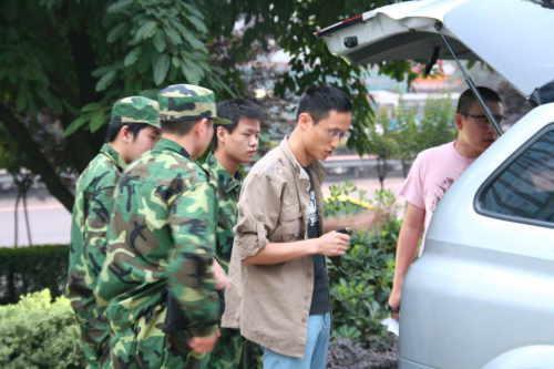灾区实录之一 我们都是汶川人 - zhangdaxian199 - 大仙的小屋