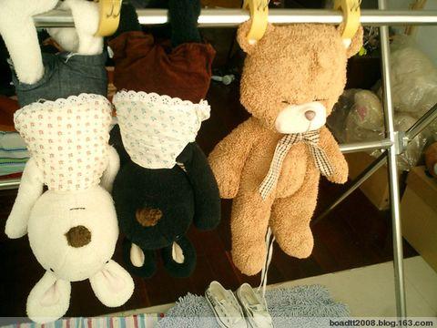熊宝宝洗澡记 - boadtt2008 - boadtt2008的博客