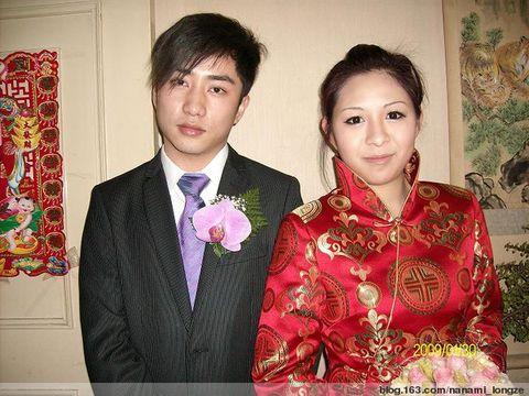 感动的婚礼