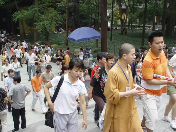 灵隐寺与佛教文化 - 品味人生 -