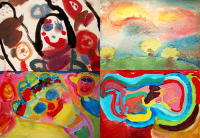 怎样为孩子选择美术班(转) - 童言童画 - 童言童画