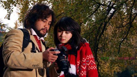 《原摄人像》红衣MM - 虫天天 - 旅游、摄影、艺术交流