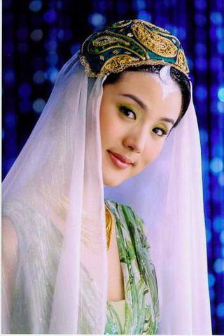 回族歌唱演员哈辉 - 亚斯米妮 - 亚斯米妮的博客