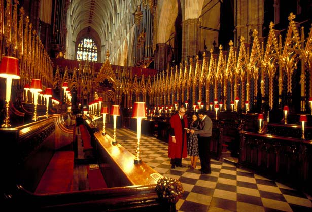 伦敦印象派——威斯敏斯特大教堂 - 宫田青叶 - 滴下の甜蜜