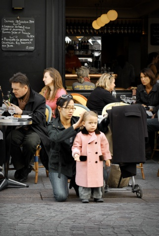瞧瞧,法国街头的各种组合 - 暖暖 - 最好的时光