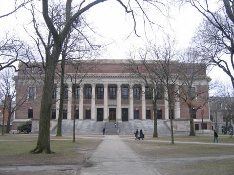 闲逛Harvard和MIT - 阿蔡 - Flex 技术博客