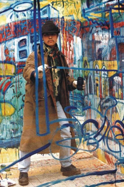 《UP-ON(向上)国际现场艺术节》参展艺术家名单(2) - 张羽魔法书 - 张羽魔法书
