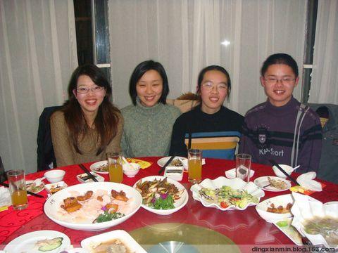 年夜饭 - dingxianmin - dingxianmin的博客