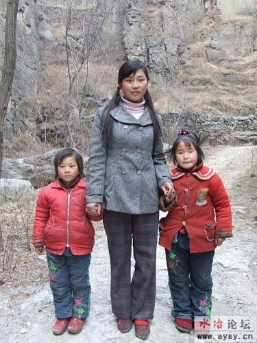[文摘]中国最美的女教师 - 吴语 - 墨香园