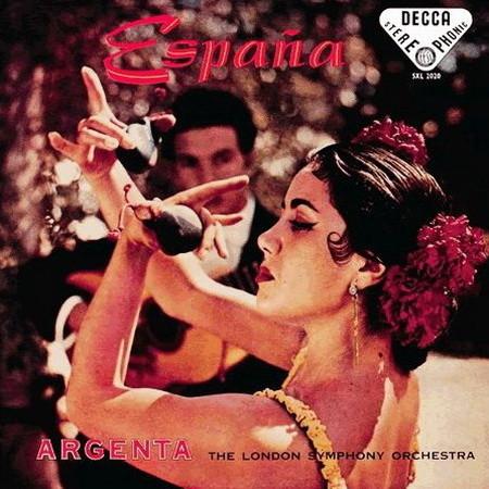 发烧碟欣赏:阿根塔《 Espana (西班牙)》 - kklaodai - kklaodai的博客