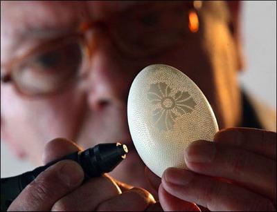精美的蛋壳艺术(组图) - 渴望美好 - 渴望美好的百科精品博客(免费学习娱乐)