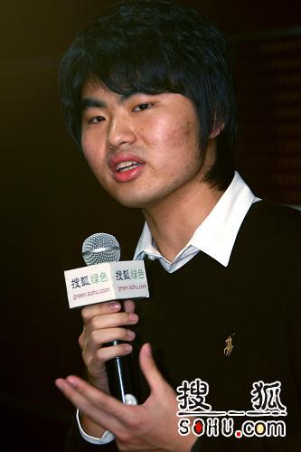参加搜狐绿色频道哥本哈根专题活动 - China Youth - China Youth COP15