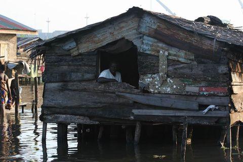 Morning in fishing village 渔村的早晨(原) - 索夫 - 索夫的航海日志