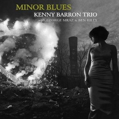 Kenny Barron Trio 2009 年专辑《Minor Blues》 - kklaodai - kklaodai的博客