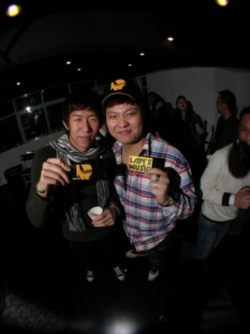 LANs music studio Opening party  - toy-s-factory -        Toys Factory