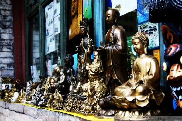 【原创】千年危楼悬空寺 - 屲林坡 - 屲林坡的博客