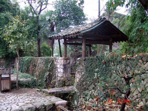 石门台上古村落(楠溪江之旅二) - 七里夫子.黑桦 - 黑桦(又名:七里夫子)
