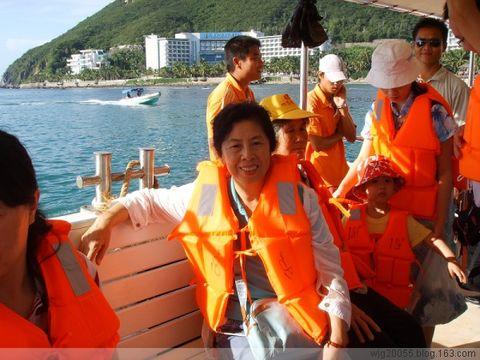 小东海潜水观光——美丽天涯浪漫行(三) - 海河之韵 - 海河之韵          主页