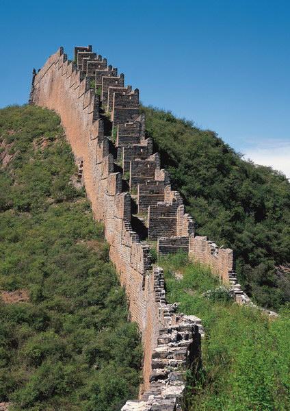 万里长城是中华民族精神之魂 - 老大 - 老大