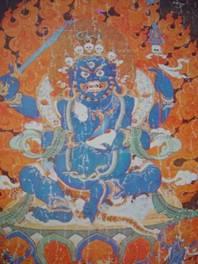 西藏的鬼神崇拜 - 闲静度世 - 闲静度世