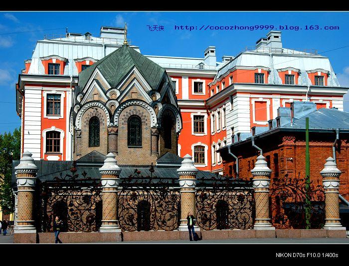 俄罗斯之三--昔日辉煌圣彼得堡 - 老頑童 - 老頑童博客    美丽香港夜景