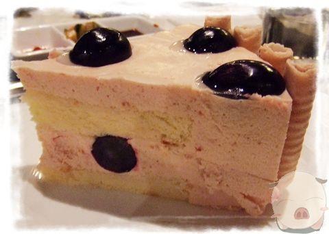 山楂冻奶酪慕司蛋糕详细做法 - 快乐的猪 - 一个小女人的幸福生活
