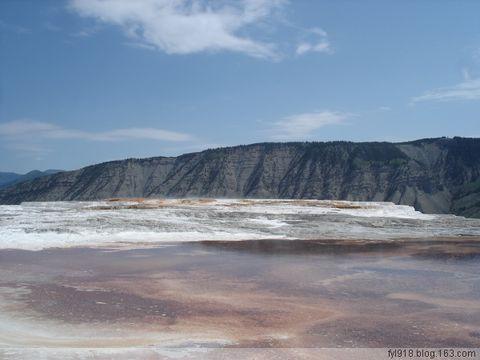[原创] 美国黄石公园风光欣赏(4):地质奇观 - 阳光月光 - 阳光月光