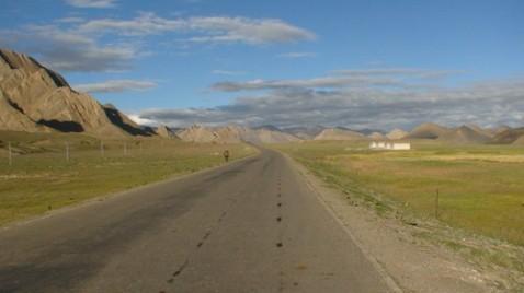 西藏归来摄影系列之 西藏的路 - 梁赤 - 梁赤的博客