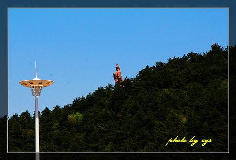 [原创]寻幽访古(05)围棋源出棋子山《棋山密》 - 自由诗 - 人文历史自然 诗词曲赋杂谈