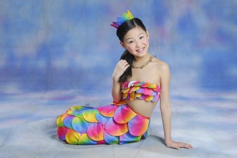 晒晒丫头的10岁生日艺术照 - zhouliang803 - 亮亮的博客