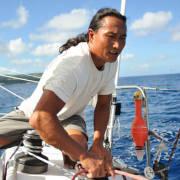 首位华人环球航海家——翟墨 - 绿眉毛 - 弘扬舟船文化 传承海洋文明
