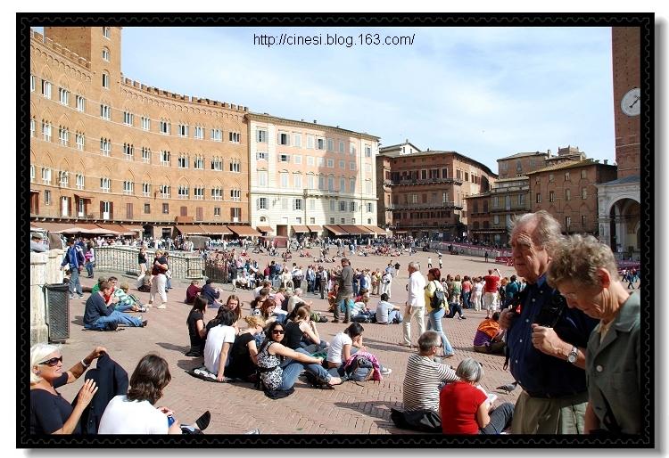 (原创33P)有着世界上最美丽广场之称的坎波广场 - 风和日丽(和佬)  - 鹿西情结--和佬的博客