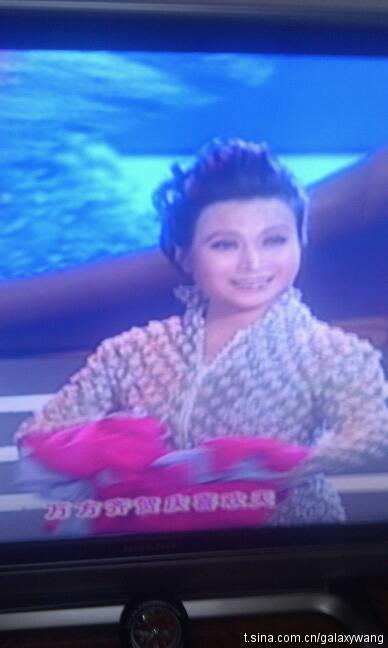 参加了广州电视台春晚 - 李池湘 - 李池湘博客-《湘韵楼》