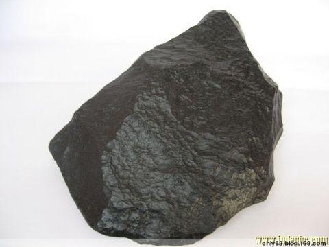 辨识:一块2.8公斤的黑戈壁料 - chly63 - 猎户陨石的天空