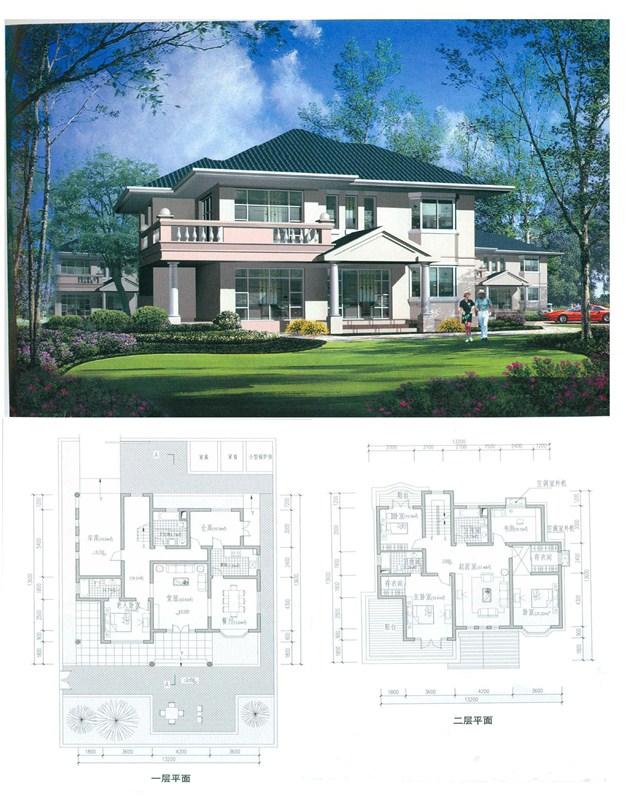 回家就建这样的房子 (独栋别墅型) - 老排长 - 老排长(6660409)