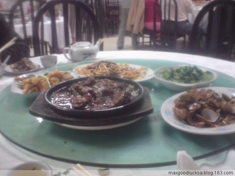 骑龙~黑椒牛肉超级好吃! - maxgoodlucksa - sa耽と声sa