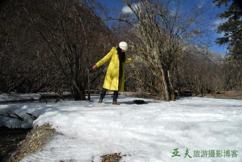 (原摄)四姑娘景区——长坪沟之二 - 高山长风 - 亚夫旅游摄影博客