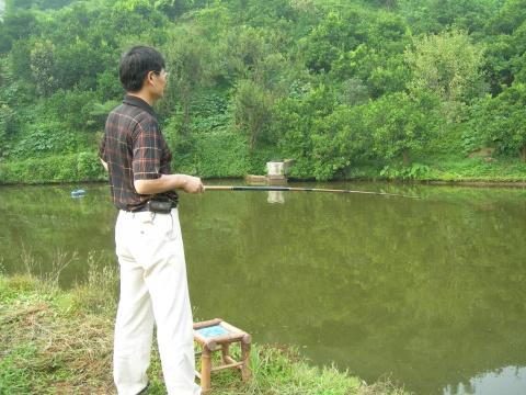 江城子.钓鱼 - 柳七 - 柳七的博客