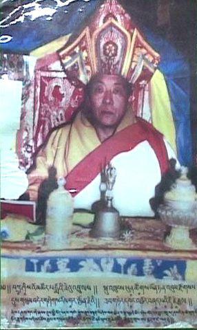 伏藏如意宝扎西彭措大师简传 - 回向众生 - 回向众生
