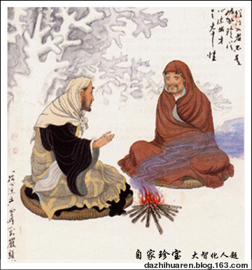 二十四禅图(19-24) - 善财童子 - zgy19770721的博客
