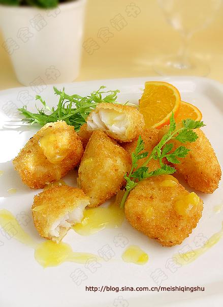 淡淡香橙味-香橙鳕鱼排 - 小芊芊 - 小芊芊