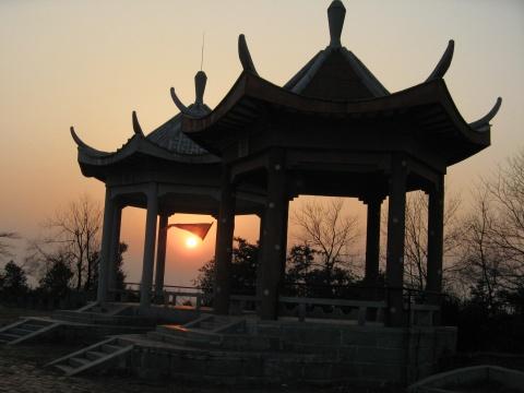 夕阳(原) - 人在旅途 - 净土的博客
