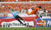 图文-[世界杯]荷兰VS科特迪瓦科特迪瓦门前空战