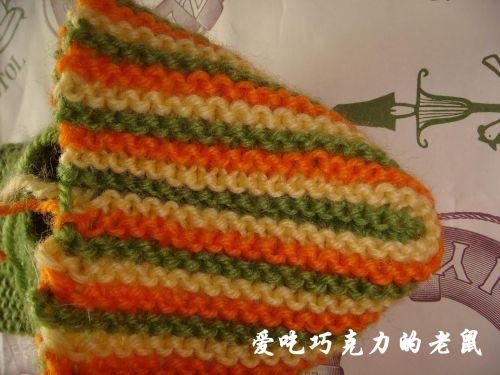 毛线袜的织法 - amy.chen - 艾米.chen的博客