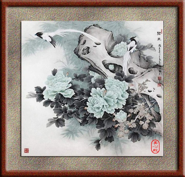 精美工笔花鸟画 [10幅] - 养心殿 - 養心殿