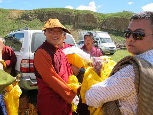 喜讯:阿色家族又有活佛转世 - 丹增钟嘎 - 阿赖耶净乃法界