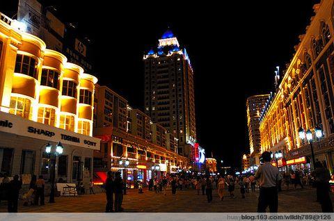 中国风格各异的欧式建筑