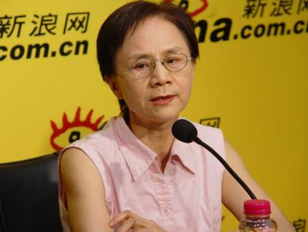我在新浪做客谈《中国式离婚》 - 王海鸰 - 王海鸰的博客