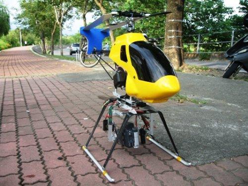 JR大型汽油直昇機 - 焦恩俊 - 焦恩俊的博客