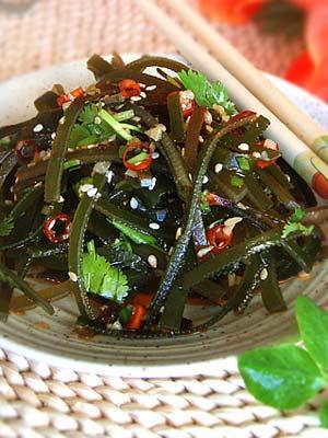 海带的营养及药用价值 - 苦丁茶 - 苦丁茶的茶雨轩